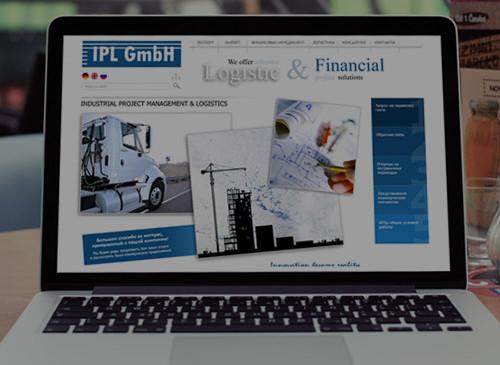 IPL-Gmbh-разработка-сайта-логистической-компании