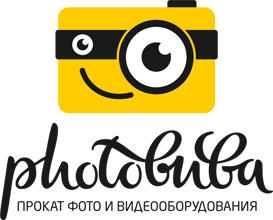 Photobuba-создание-логотипа-салона-проката-профессионального-фото-и-видео-оборудования