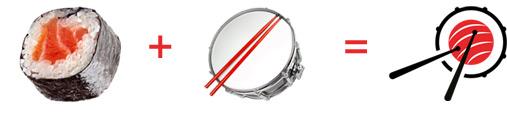 Ассоциативная-цепочка-формирования-логотипа-суши-рокэндроллы