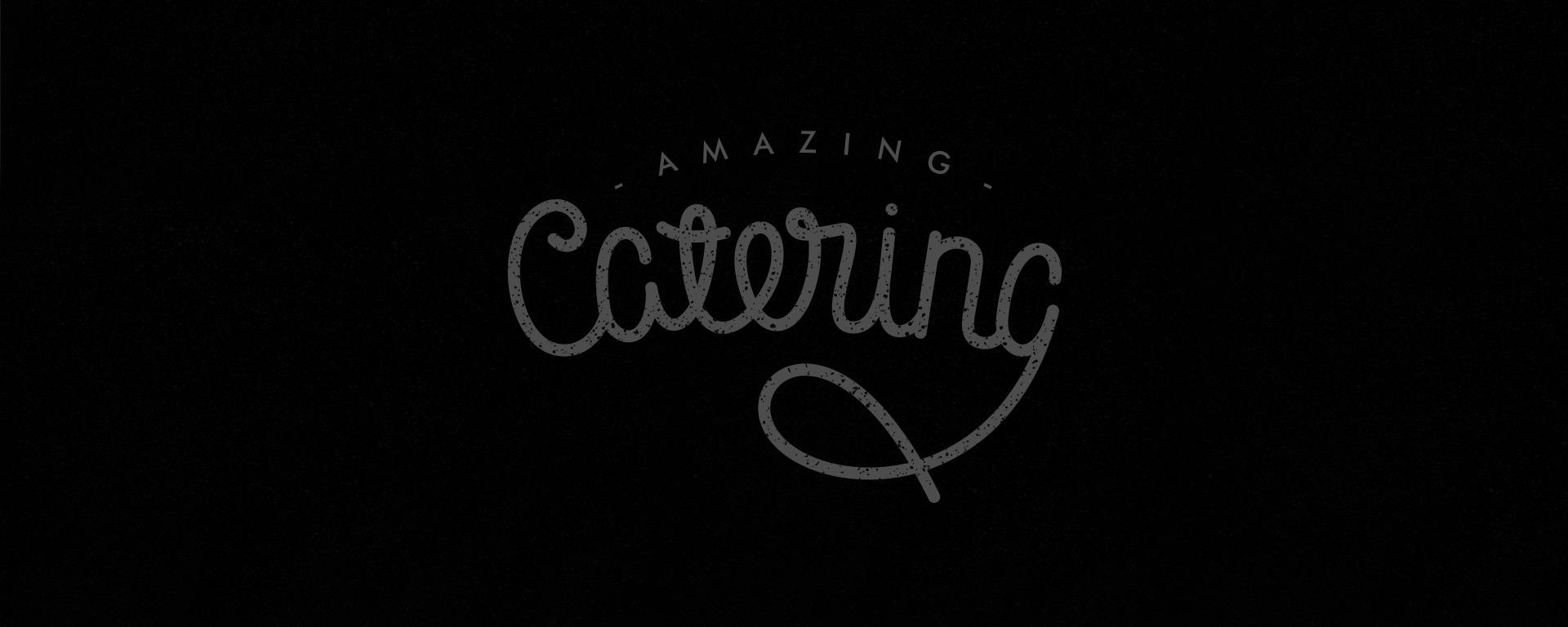 Логотип в стиле lettering