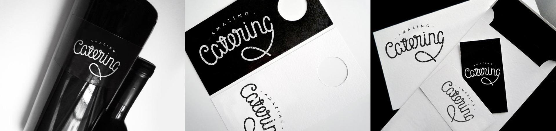 Дизайн-носителей-фирменного-стиля-amazing-catering-в-стиле-леттеринг